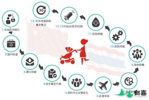 泰国试管婴儿流程步骤有哪些,此文为您